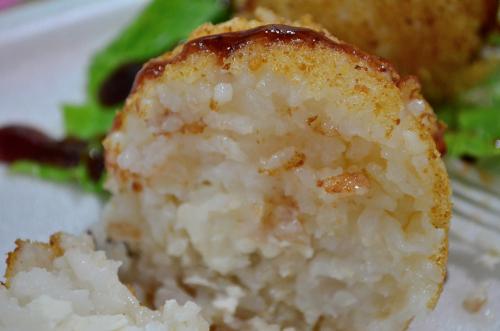 arroz con queso