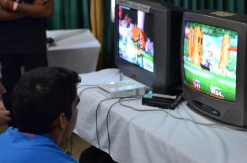 juego de video