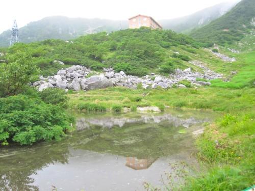montaña de nagano