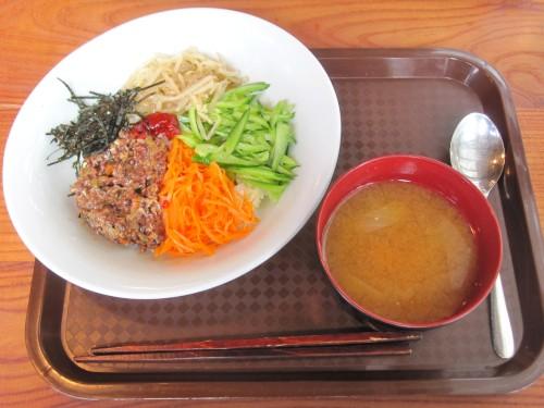 comida vegetariana de Japon