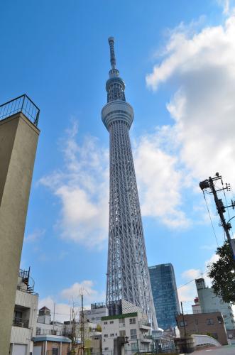 torreo de sky tree