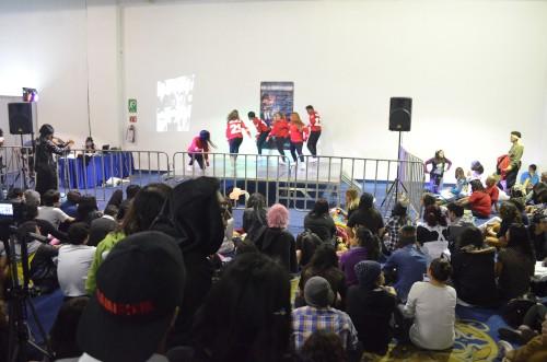 baile koreano